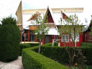 Vila Parc din Brebu