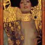 Gustav Klimt Judith I, 1901 Öl auf Leinwand