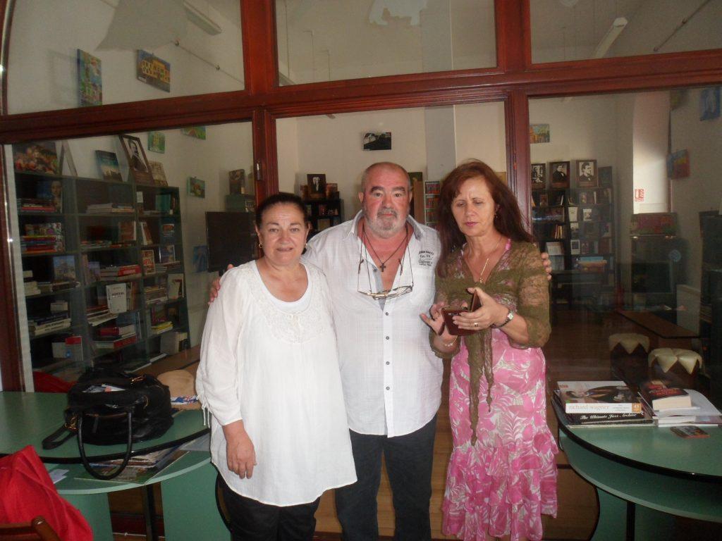 Lena, Geroge Stanca , Florica Pop și cărțile...